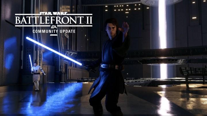 Nuevo nerfeo a Anakin con la llegada de la última actualización de Star Wars: Battlefront 2