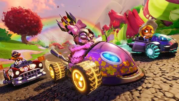 Crash Team Racing: Nitro-Fueled incluirá circuitos clásicos del juego original