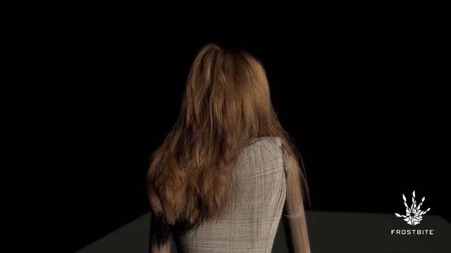 DICE muestra la evolución del pelo en la nueva generación con el motor Frostbite