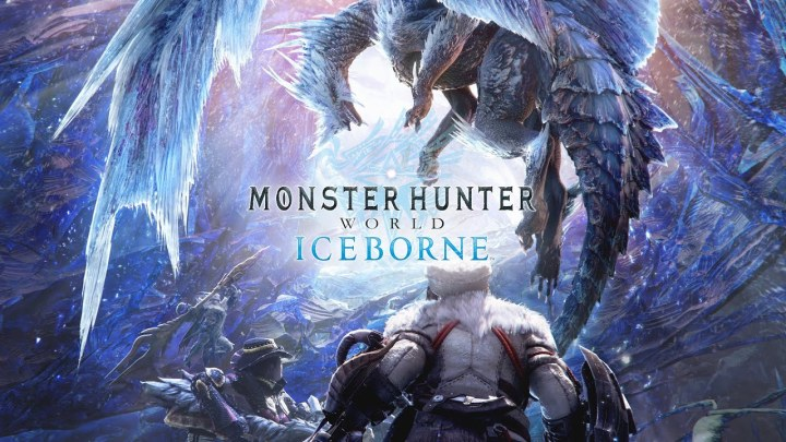 Ya disponible la descarga de la beta de Monster Hunter World: Iceborne