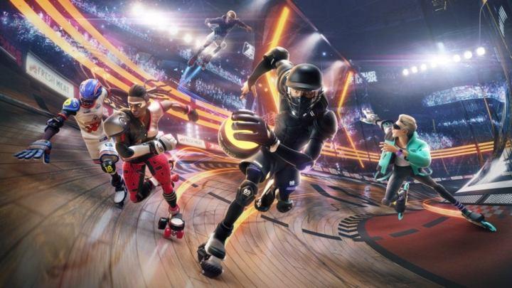 Filtrados el primer tráiler e imágenes de Roller Champions, el nuevo proyecto de Ubisoft