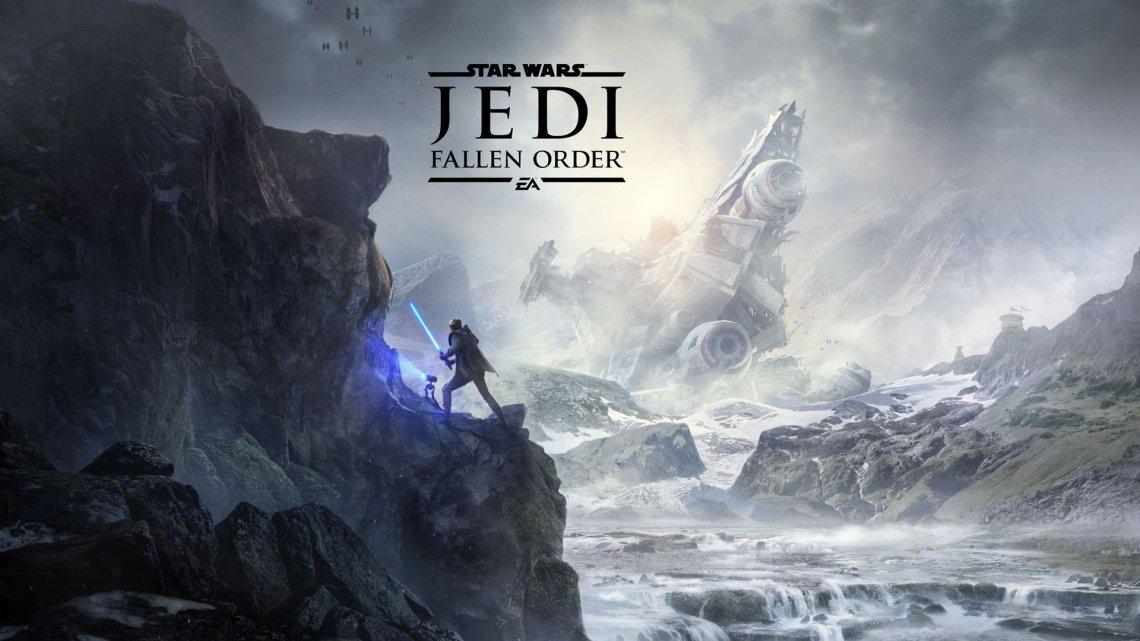El primer gameplay de Star Wars: Jedi Fallen Order se mostrará en el EA Play 2019