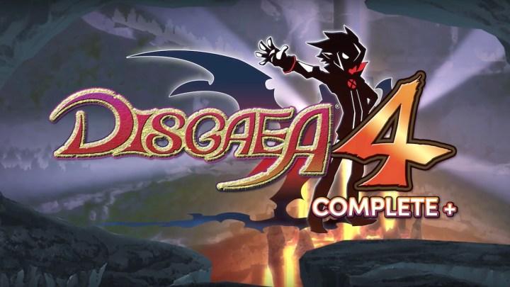 Disgaea 4 Complete+ confirma su lanzamiento en Europa para el 29 de octubre en PS4 y Switch