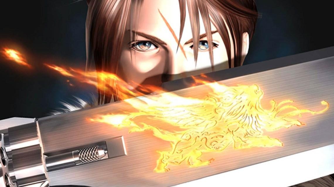 La remasterización de Final Fantasy VIII podría lanzarse en formato físico