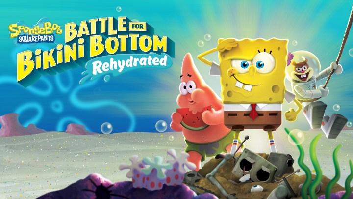 Primeras imágenes oficiales y detalles de SpongeBob SquarePants: Battle for Bikini Bottom – Rehydrated