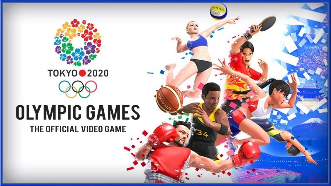 Béisbol, tenis y vóley playa se muestran en Olympic Games Tokyo 2020: The Official Video Game