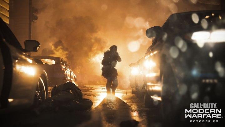 Call of Duty: Modern Warfare recibirá mapas gratuitos como contenido post-lanzamiento