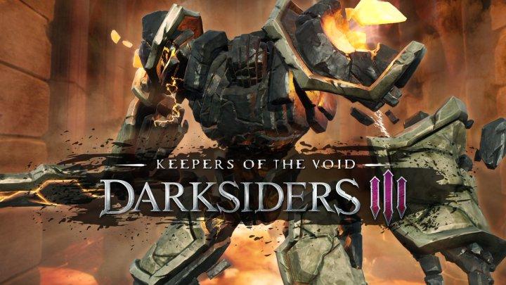 Ya disponible 'Keepers of the Void', segundo gran DLC de Darksiders III