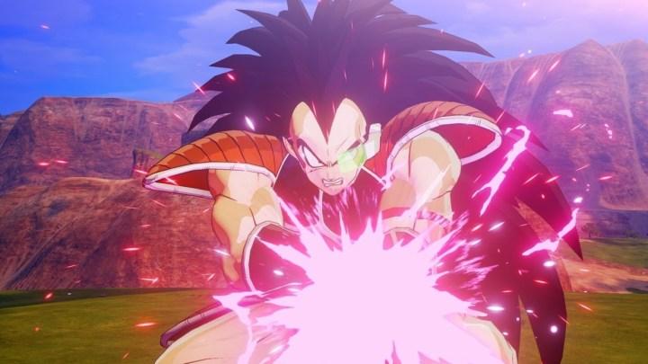 Goku y Raditz se enfrentan en el nuevo gameplay de Dragon Ball Z: Kakarot