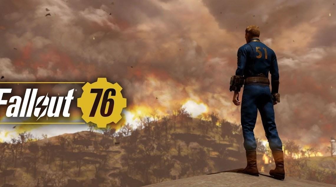 E3 2019 | Así funciona Nuclear Winter, el modo Battle Royale de Fallout 76 – Nuevo gameplay