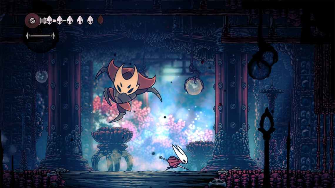 E3 2019 | Hollow Knight: Silksong recibe nuevas capturas in-game