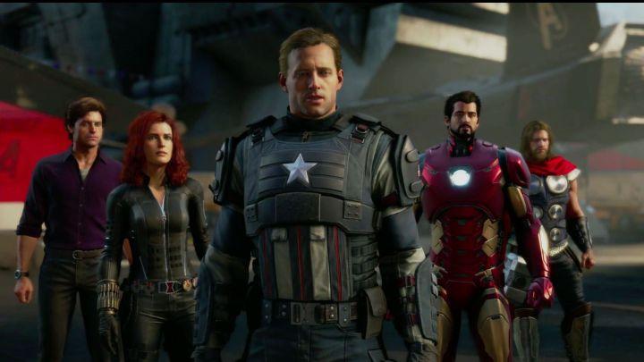 Marvel's Avengers debuta en PS4, Xbox One y PC