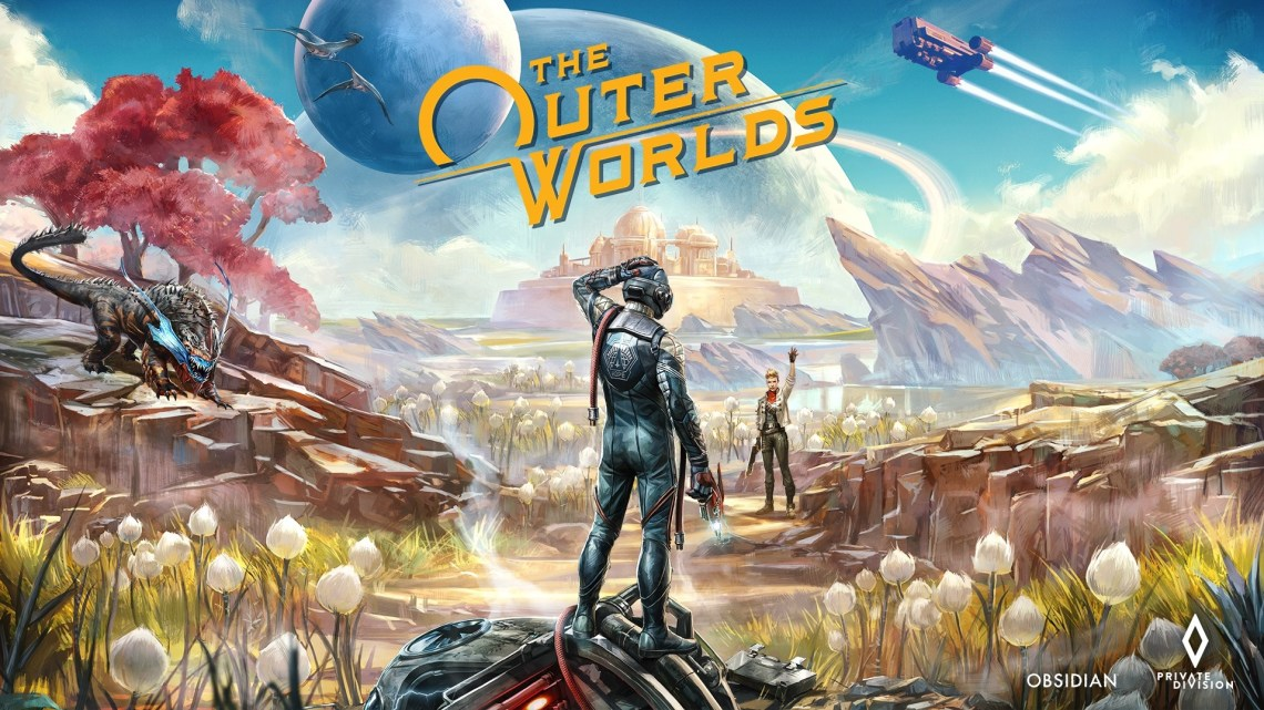 The Outer Worlds consigue el premio GOTY 2019 durante los New York Video Game Awards 2020