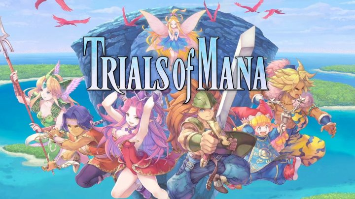 Trials of Mana muestra su jugabilidad en un extenso gameplay