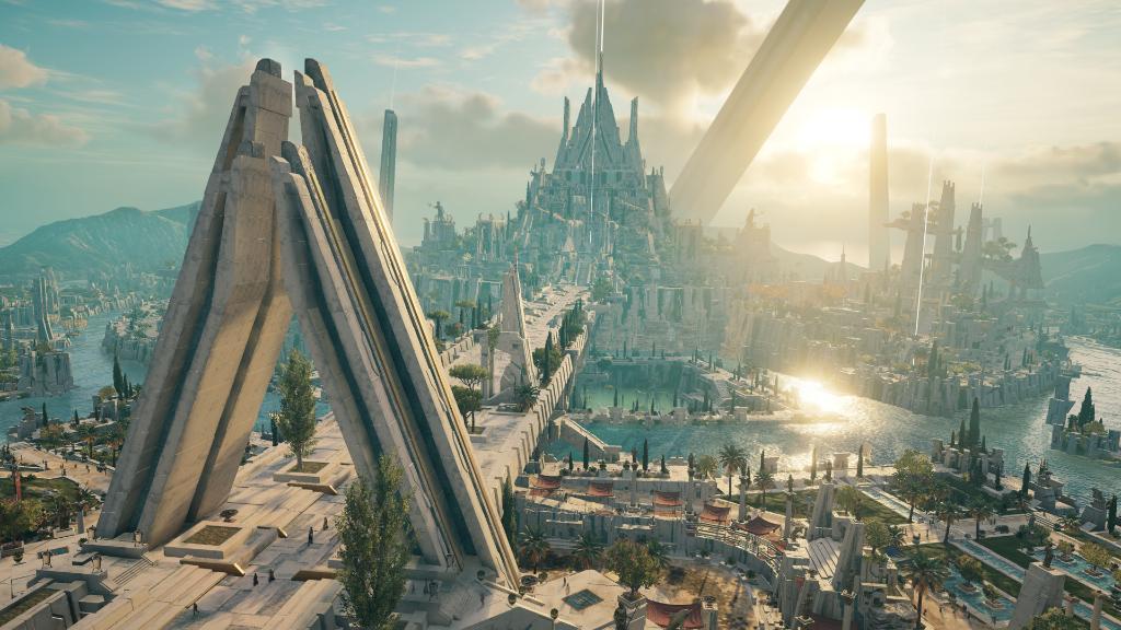 """El último episodio de """"El Destino de la Atlántida"""" llegará a AC Odyssey el 16 de julio"""