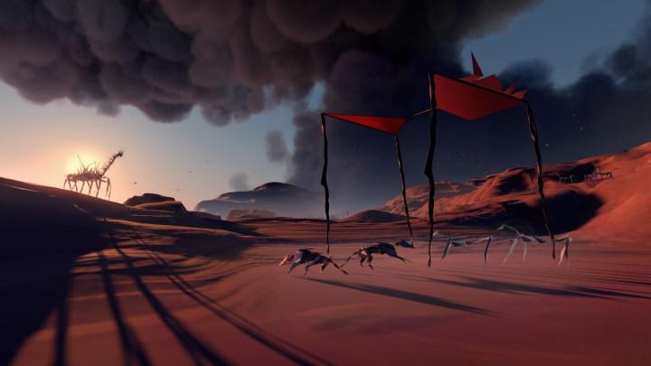 Paper Beast, exclusivo de PlayStation VR, estrena tráiler y confirma ventana de lanzamiento