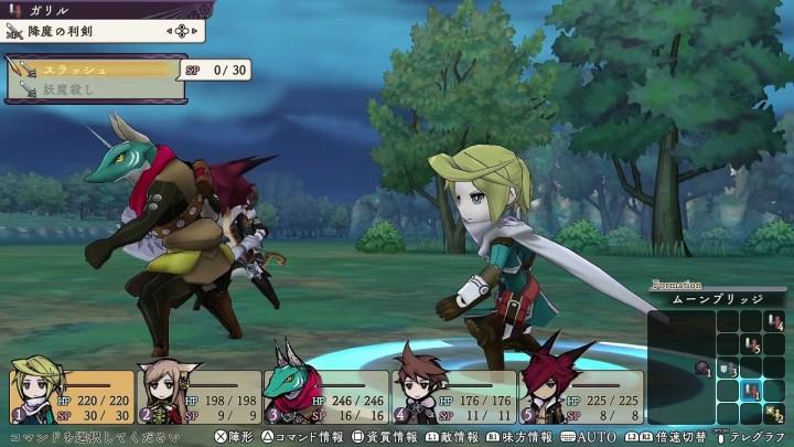 The Alliance Alive HD Remastered muestra sus avances gráficos en nuevas capturas