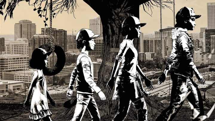 Descubre el exclusivo tema dinámico de The Walking Dead: The TellTale Definitive Series para PS4