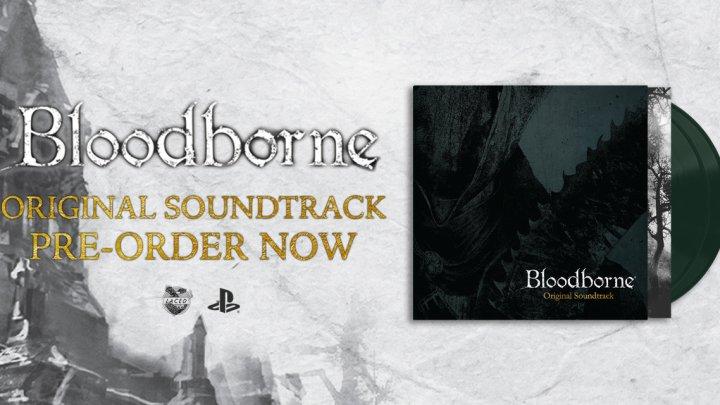 Disponible para reservar la banda sonora de Bloodborne en formato vinilo