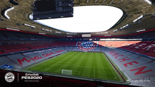 eFootball PES 2020 | Konami anuncia un nuevo acuerdo oficial con el FC Bayern