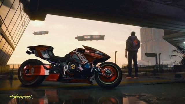 Presentada la moto que podremos conducir en Cyberpunk 2077