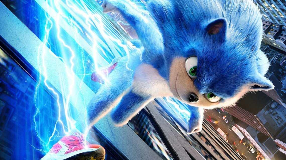 La película de Sonic nos deja una nueva imagen con un rediseño del personaje