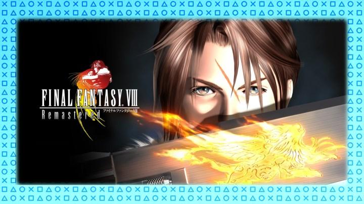 Avance | Final Fantasy VIII Remastered