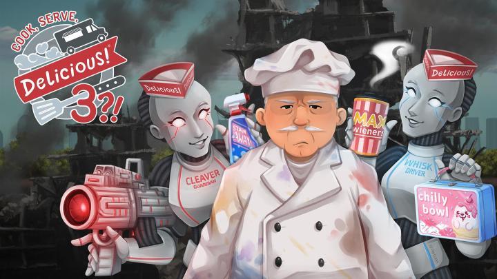 Trailer de Cook, Serve, Delicious! 3?!
