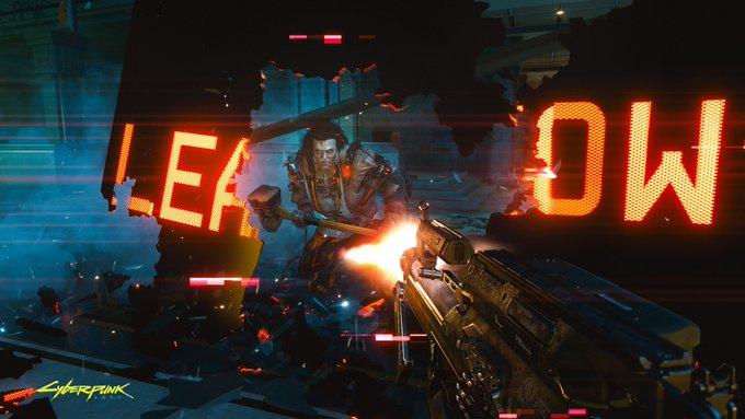 CD Projekt RED comparte una nueva imagen in-game de Cyberpunk 2077