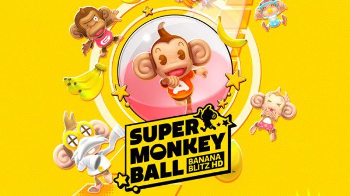 SEGA comparte el divertido tráiler de lanzamiento de Super Monkey Ball: Banana Blitz HD