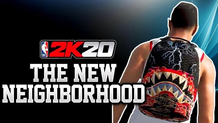 NBA 2K20 muestra las novedades que llegan a El Barrio