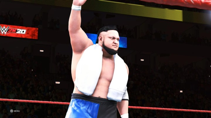 WWE 2K20 muestra su primera entrada al ring
