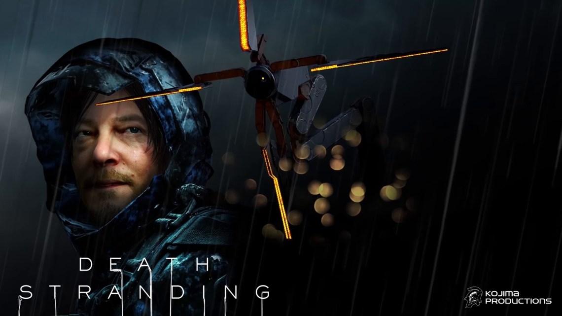'El mañana ya está en tus manos' | Death Stranding ya a la venta para PlayStation 4