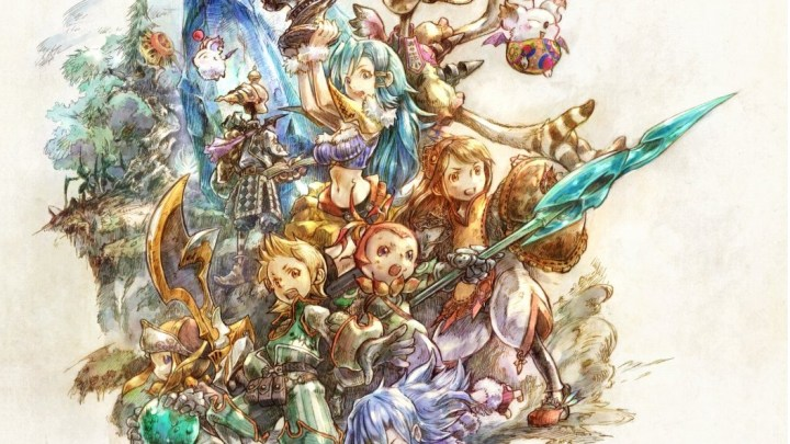 Final Fantasy Crystal Chronicles Remastered Edition retrasa su lanzamiento hasta verano de 2020