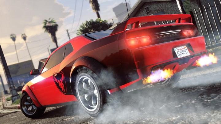 GTA Online presenta sus nuevos contenidos