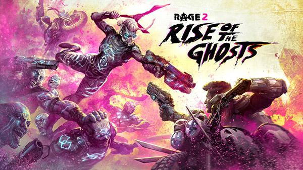 Ya está disponible la expansión de RAGE 2: El resurgir de los fantasmas | Tráiler de lanzamiento