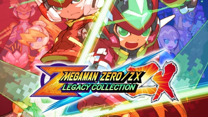 Capcom publica un nuevo tráiler de Mega Man Zero/ZX Legacy Collection