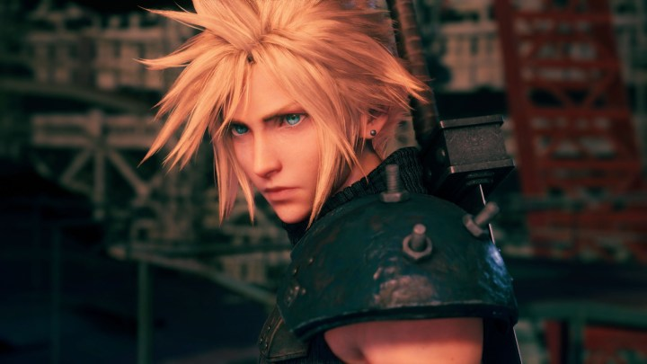 Final Fantasy VII Remake Intergrade no aprovechará todas las opciones del Dualsense