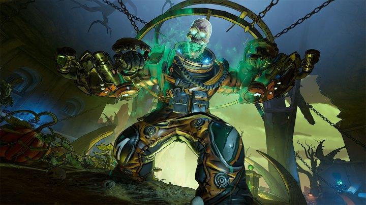 Gearbox anuncia 'Cosecha Sangrienta', el evento de Halloween de Borderlands 3