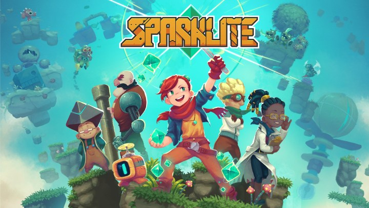 Sparklite ya disponible en PS4 y Nintendo Switch