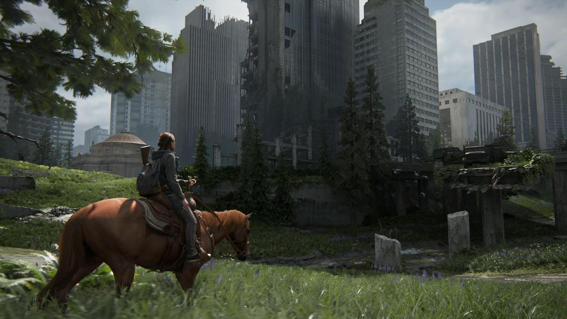 The Last of Us Part II será un 50% más grande que la primera entrega