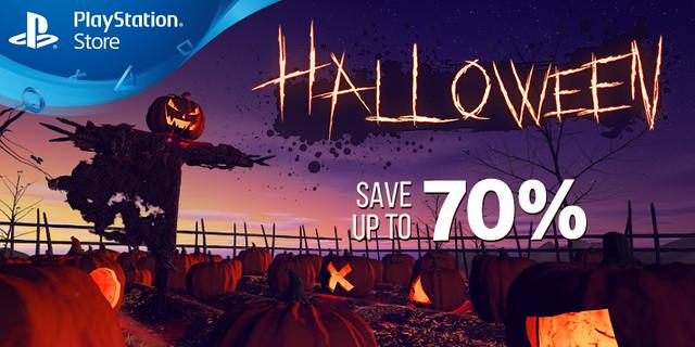Halloween invade PlayStation Store con grandes descuentos y ofertas exclusivas en juegos de terror