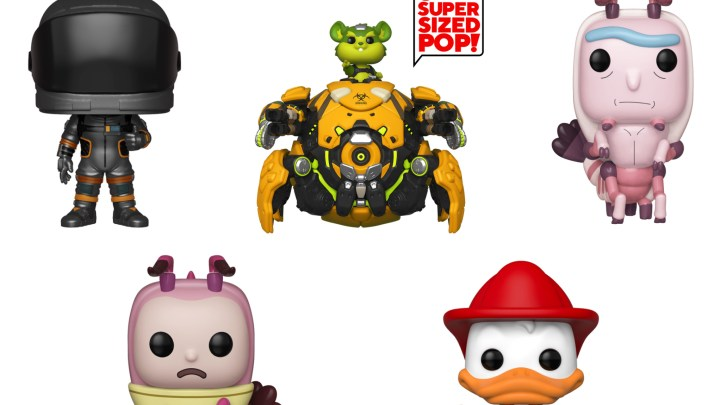 GAME venderá en exclusiva los Funko Pop anunciados en la New York Comic Con 2019