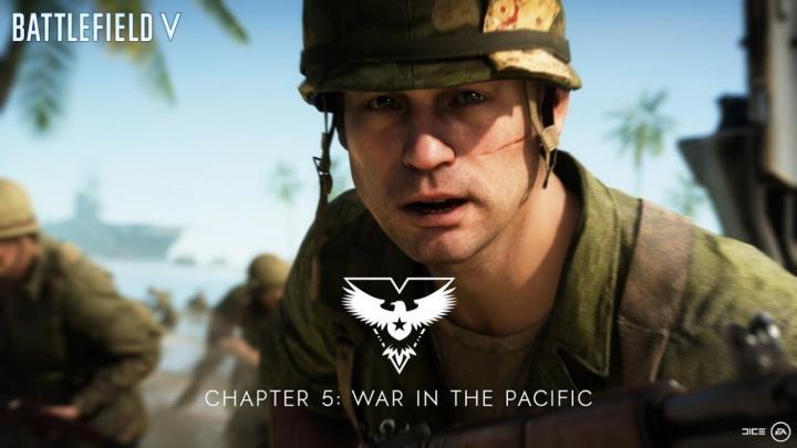 """""""Guerra del Pacífico"""", el nuevo capítulo de Battlefield V, ya disponible"""