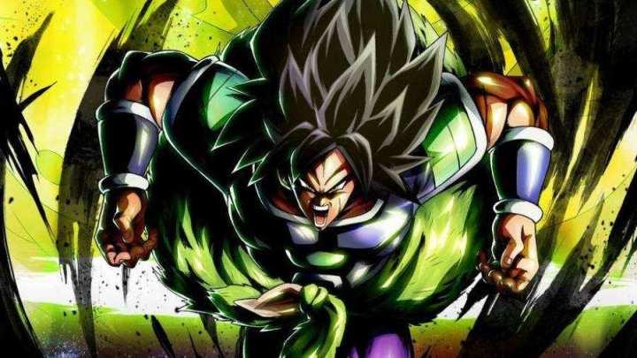 Broly (DBS) se incorpora al elenco de luchadores de Dragon Ball FighterZ
