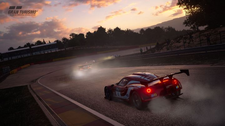 Gran Turismo Sport se actualiza con 4 nuevos coches, eventos GT league y circuito de Spa-Francorchamps