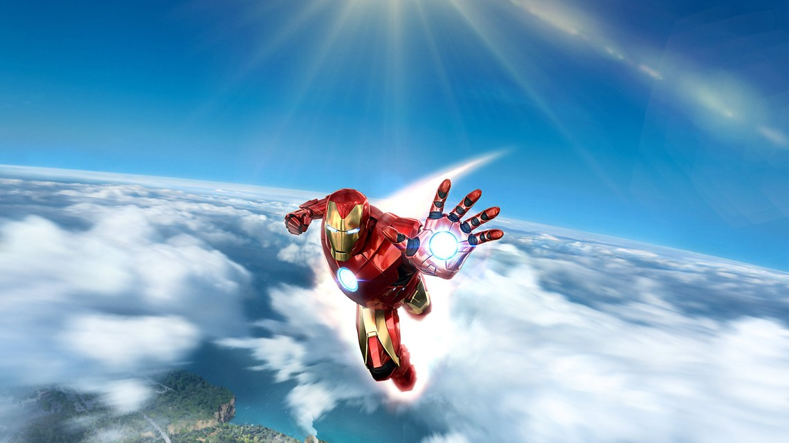 Marvel's Iron Man VR se retrasa al 15 de Mayo