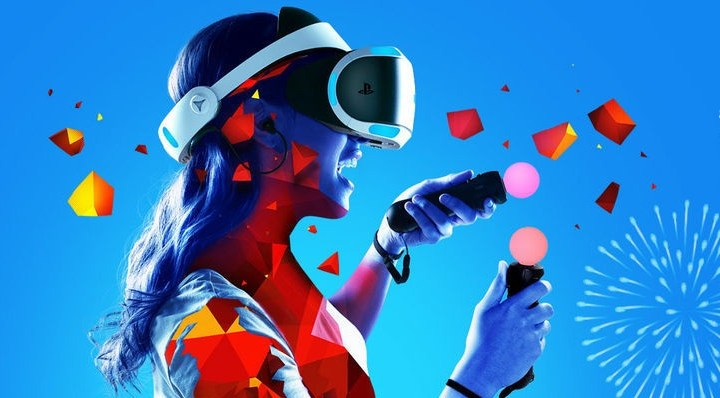 Sony registra nuevas patentes para PlayStation VR