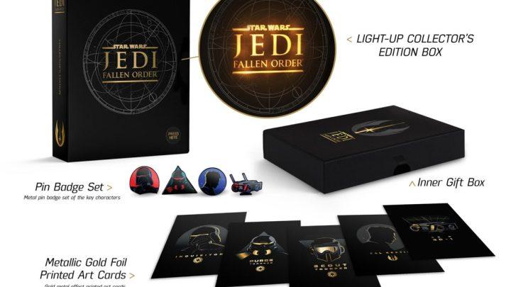 Presentada una edición especial para Star Wars Jedi: Fallen Order