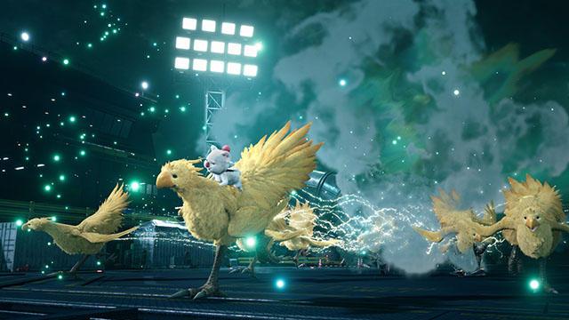 Final Fantasy VII Remake presenta un aluvión de imágenes nuevas